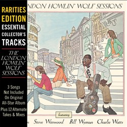 Rarities Edition: The London Howlin' Wolf Sessions | Dodax.es