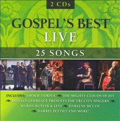 Gospel's Best Live | Dodax.co.uk
