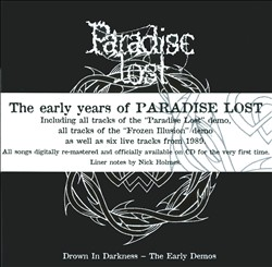 Drown in Darkness: The Early Demos | Dodax.es