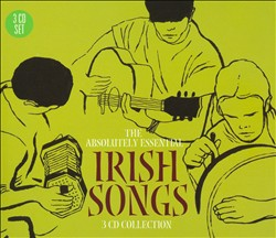 Irish Songs: The Absolutely Essential 3 CD Collection | Dodax.at