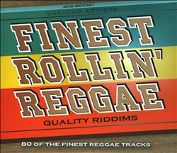 Finest Rollin' Reggae | Dodax.at