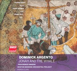 Dominick Argento: Jonah and the Whale | Dodax.es