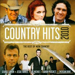 Country Hits 2010 | Dodax.ch
