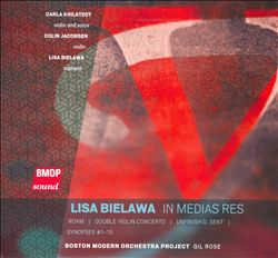 Lisa Bielawa: In medias res | Dodax.es