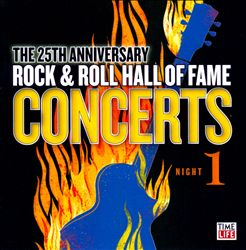 25th Anniversary Rock & Roll Hall of Fame Concerts | Dodax.ch