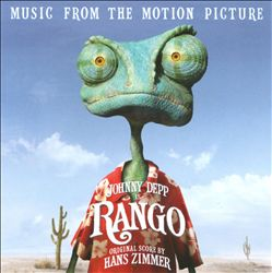 Rango: Music from the Motion Picture | Dodax.nl