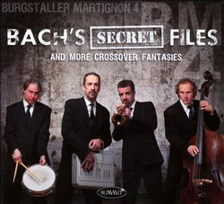 Bach's Secret Files and More Crossover Fantasies | Dodax.de
