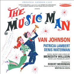 Music Man [Original London Cast] | Dodax.at