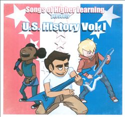 Songs Of Higher Learning: US History, Vol. 1 | Dodax.de