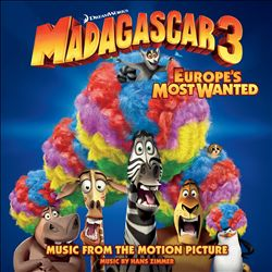 Madagascar 3: Europe's Most Wanted [Music from the Motion Picture] | Dodax.nl