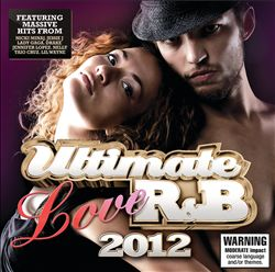 Ultimate R&B Love 2012 | Dodax.fr