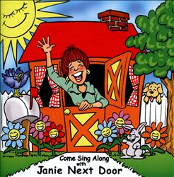 Come Sing Along With Janie Next Door | Dodax.co.uk