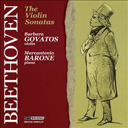Beethoven: The Complete Sonatas for Violin and Piano   Dodax.nl