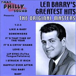 Len Barry's Greatest Hits: Original Masters | Dodax.nl