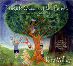 Kings & Queens of the Forest: Yoga Songs for Kids, Vol. 2 | Dodax.co.uk