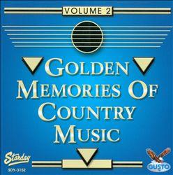 Golden Memories of Country Music, Vol. 2 | Dodax.es