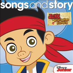Disney Songs & Story: Jake and the Never Land Pirates | Dodax.com