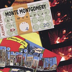 Monte Montgomery at Workplay | Dodax.co.uk