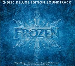 Frozen [Original Motion Picture Soundtrack] | Dodax.ch