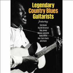 Legendary Country Blues Guitarists | Dodax.co.uk