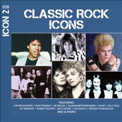Classic Rock Icons | Dodax.co.uk