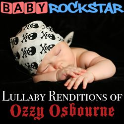 Baby Rockstar: Lullaby Renditions of Ozzy Osbourne | Dodax.at
