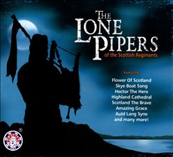 Lone Pipers of the Scottish Regiments | Dodax.com