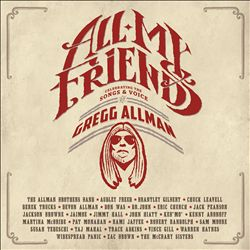 All My Friends: Celebrating the Songs & Voice of Gregg Allman | Dodax.it