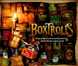 Boxtrolls [Original Motion Picture Soundtrack] | Dodax.ch
