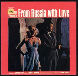 From Russia with Love [Original Motion Picture Soundtrack] | Dodax.fr