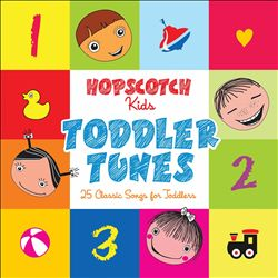 Hopscotch Kids: Toddler Tunes - 25 Classic Songs for Toddlers | Dodax.ch