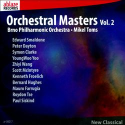 Orchestral Masters, Vol. 2   Dodax.co.jp