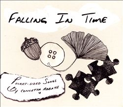 Falling In Time: Pocket-Sized Songs By Concetta Abbate | Dodax.es