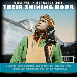 Their Shining Hour: World War II the Road To Victory | Dodax.at