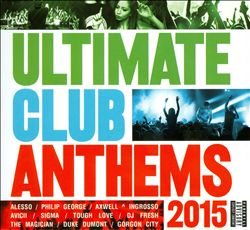Ultimate Club Anthems 2015   Dodax.at