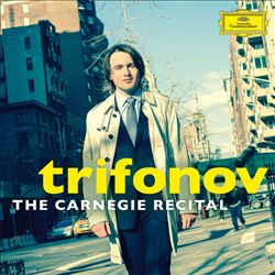 Trifonov: The Carnegie Recital | Dodax.de