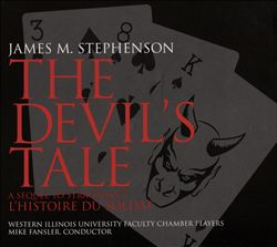 James M. Stephenson: The Devil's Tale - A Sequel to Stravinsky's L'Histoire du Soldat | Dodax.ch