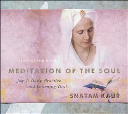 Meditation of the Soul: Jap Ji Daily Practice & Learning Tool, 2 Audio-CDs + Buch | Dodax.at