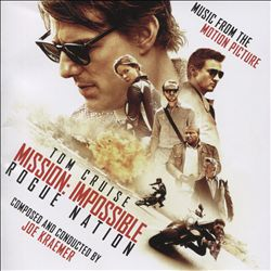 Mission Impossible: Rogue Nation [Original Motion Picture Score] | Dodax.nl