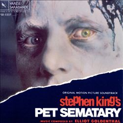 Stephen King's Pet Sematary [Original Motion Picture Soundtrack] | Dodax.es