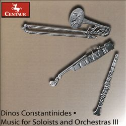 Dino Constantinides: Music for Soloists and Orchestras III | Dodax.at