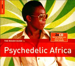 Rough Guide to Psychedelic Africa | Dodax.nl