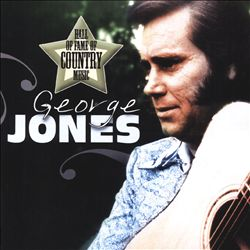 Hall of Fame of Country Music: George Jones | Dodax.nl