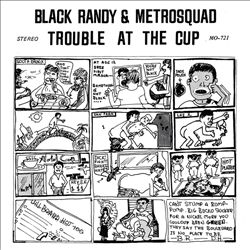 Trouble at the Cup | Dodax.co.jp