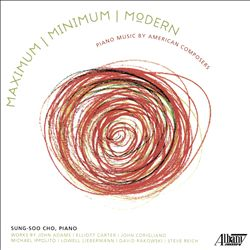 Maximum - Minimum - Modern: Piano Music by American Composers | Dodax.at