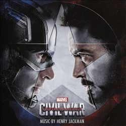 Captain America: Civil War [Original Motion Picture Soundtrack] | Dodax.com