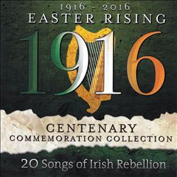 1916-2016 Easter Rising Centenary Commemoration Collection, 1 Audio-CD | Dodax.ch