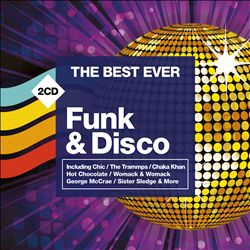 Best Ever Funk and Disco | Dodax.co.jp
