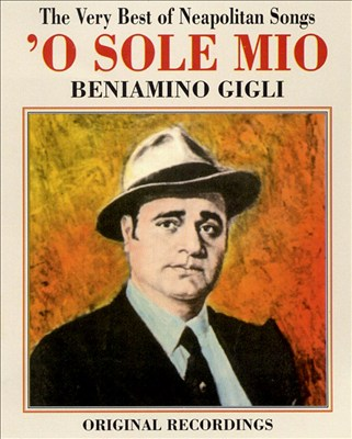 O Sole Mio: The Very Best of Neapolitan Songs | Dodax.pl