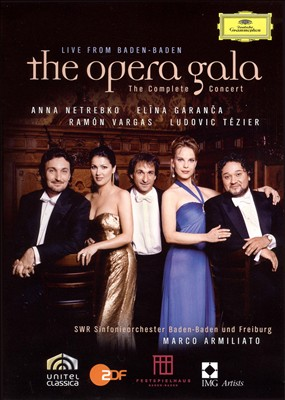 The Opera Gala: The Complete Concert [DVD Video] | Dodax.pl